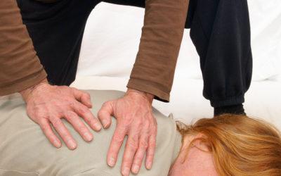 Shiatsu per le spalle e i dolori alla cervicale