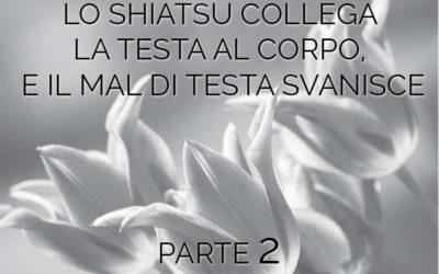 LO SHIATSU COLLEGA LA TESTA AL CORPO, E IL MAL DI TESTA SVANISCE parte 2
