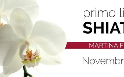 Martina Franca | Corso Base Shiatsu Novembre